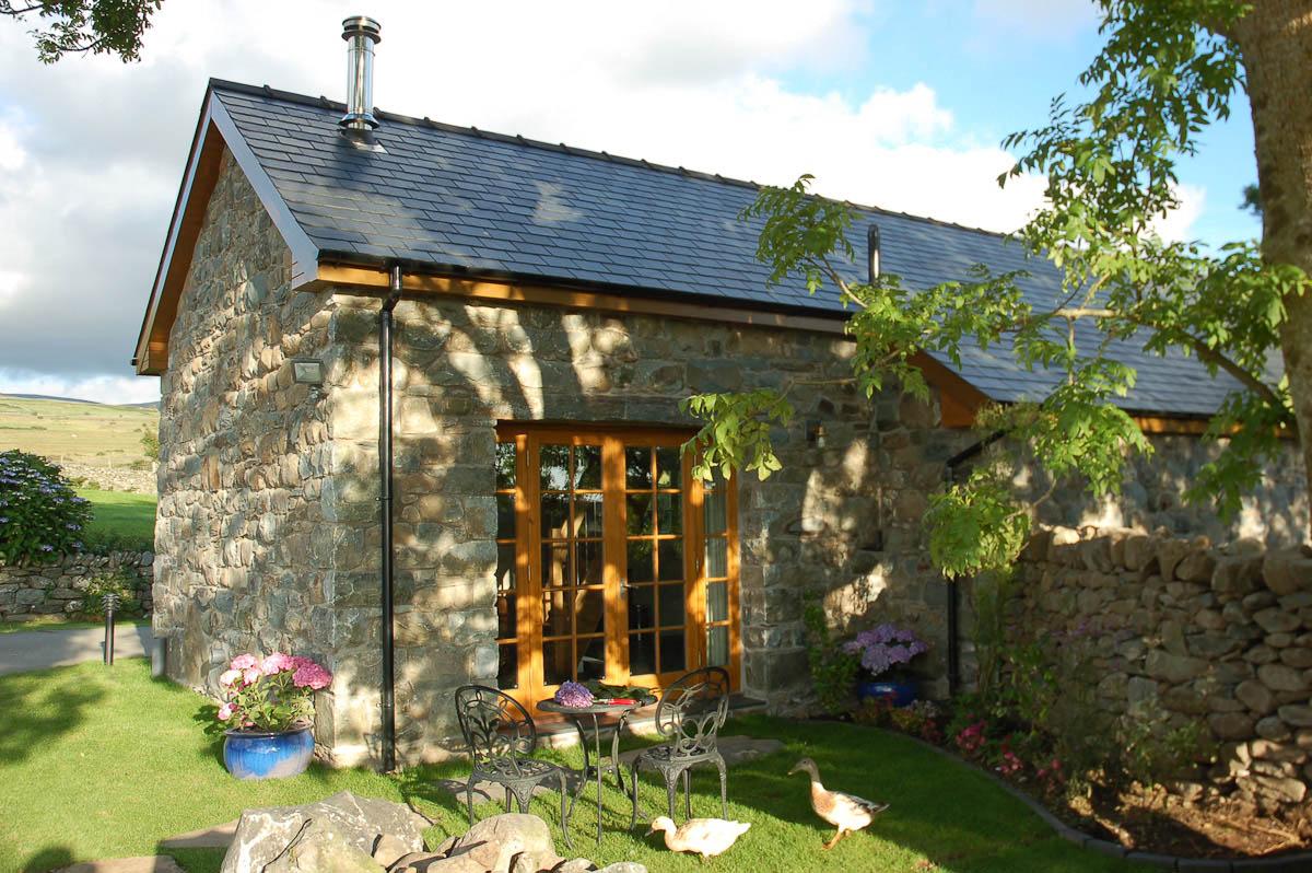 Self Catering Barn Dyffryn Ardudwy | Moelfre
