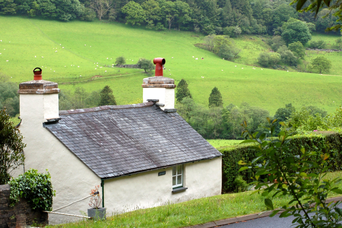 Picturesque Holiday Cottage in Dinas Mawddwy | Llwyncelyn