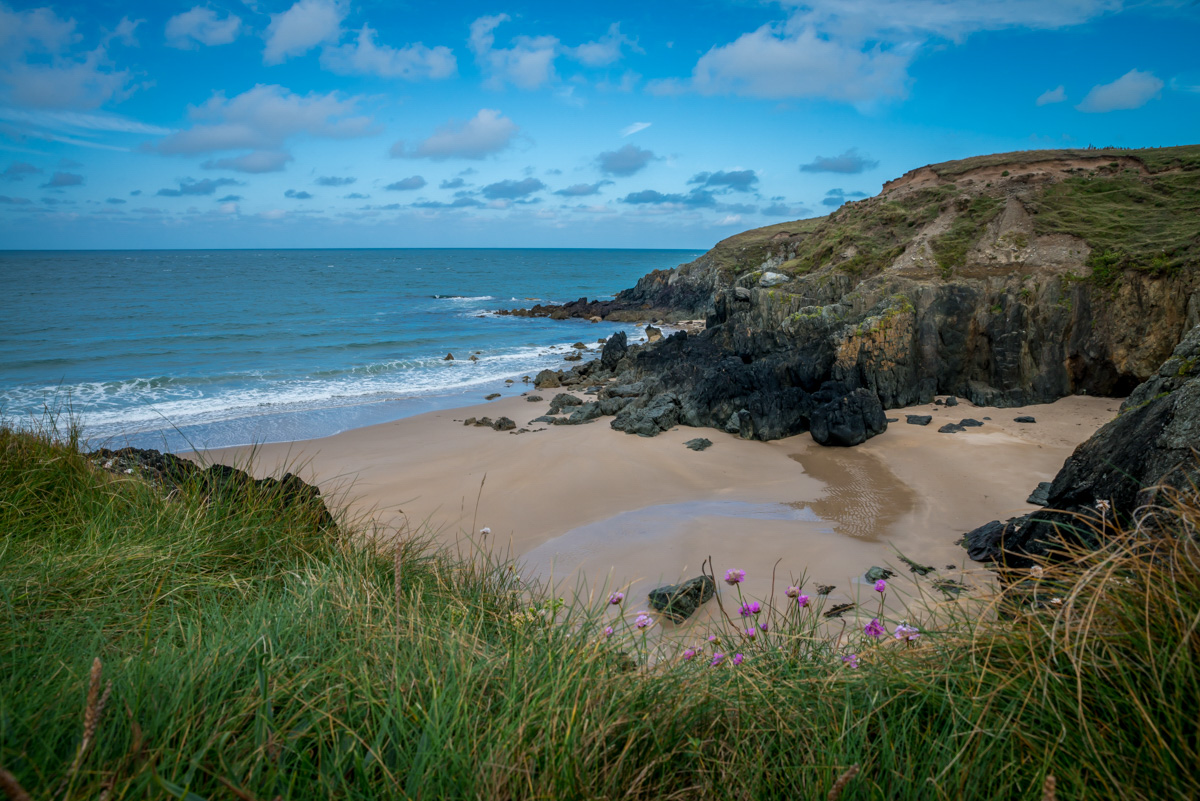 The hidden coves of the Llyn Peninsula