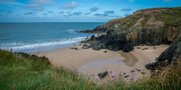 The hidden coves of the Llyn Peninsula