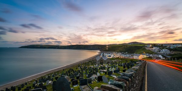holiday cottages in Aberdaron