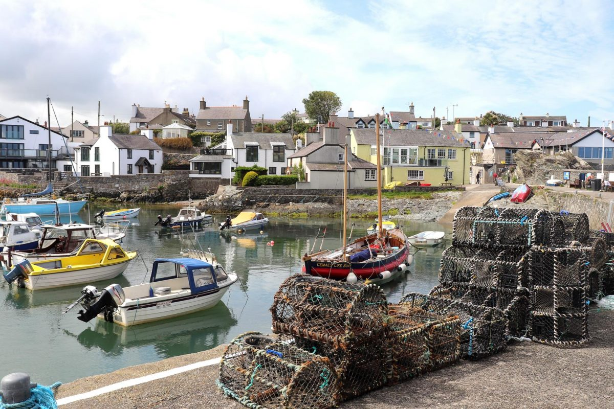 Explore Anglesey Series. Cemaes