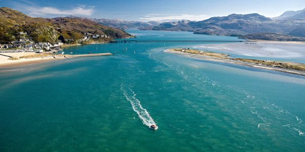 The Beautiful Blue Flag Beaches of North Wales