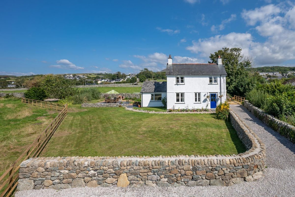 Top 5 Holiday Cottages in Barmouth